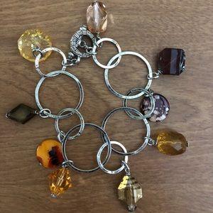 Chunky Beaded Bracelet